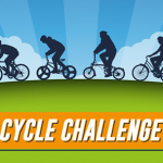 Cycle challenge April 2015