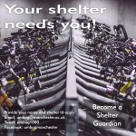 Shelter guardian poster